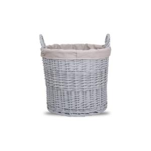 Round Wicker Baskets