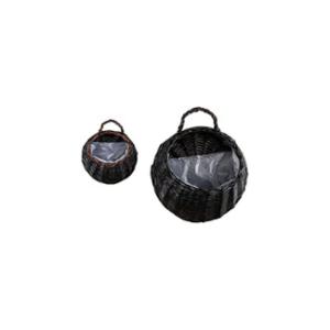 Black Wicker Baskets